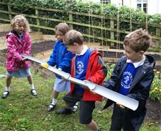 Primary School Team Building Days