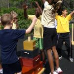 KS2 team building activity days