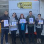 escape rooms at schools for teacher training days