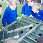 KS2 team building activity provider