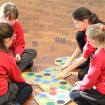 primary school maths workshops